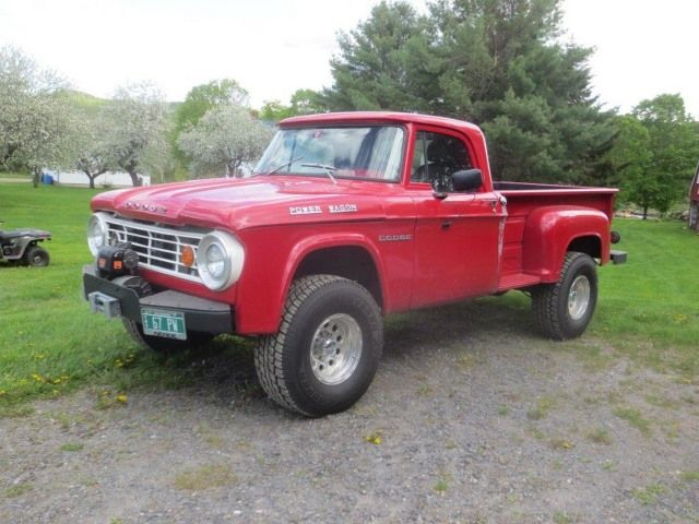 Dodge 4x4 Trucks >> Power Wagon | 4X4-4SALE | Pinterest | Dodge trucks, Mopar and 4x4