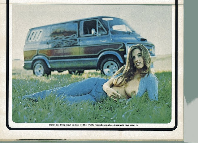 tits and vans
