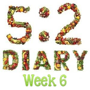 Dawn On The 5:2 Weight Loss Diet: Week 6 and Time To Take Fitness Seriously