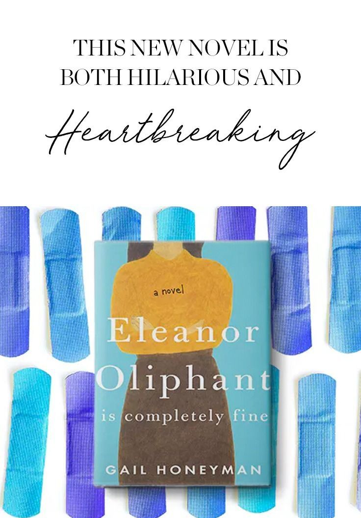 This excellent new novel will make you laugh, cry and feel all the feelings. Here's our 'Eleanor Oliphant is Completely Fine' book review.