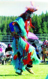 Klamath Tribes Powwow, Oregon