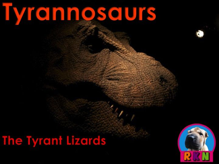 "Dinosaurs: Tyrannosaurs - ""The Tyrant Lizards""  More than just an informative PowerPoint presentation, this educational package contains a few higher level thinking activities to engage the students. You will learn what characteristics define a tyrannosaur, as well as, some members of the tyrannosaur family. Tyrannosaurus Rex, Albertosaurus, and the Yutryannus to name just a few. Ryan Nygren (photo attribution - http://www.flickr.com/photos/51025521@N04/"