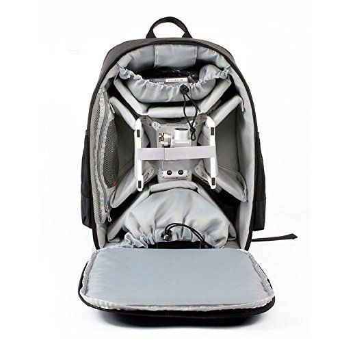 Premium Quality UAV Drone Backpacks Bag Case Carry Bag for DJI Phantom 4 Phantom 3 Phantom 2 Phantom FC40 Parrot Quadcopter >>> You can get additional details at the image link.