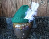 a little Bavarian hat to pull things together