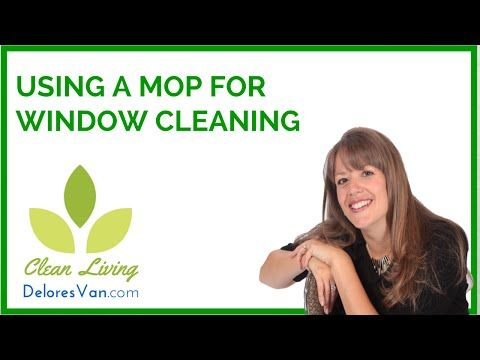 Norwex Cleaning Outside Windows - Spring Cleaning Tips - Streak free Windows - YouTube