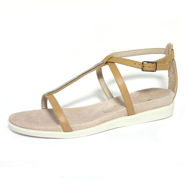Sandalias de la marca Unisa. www.borlin.es