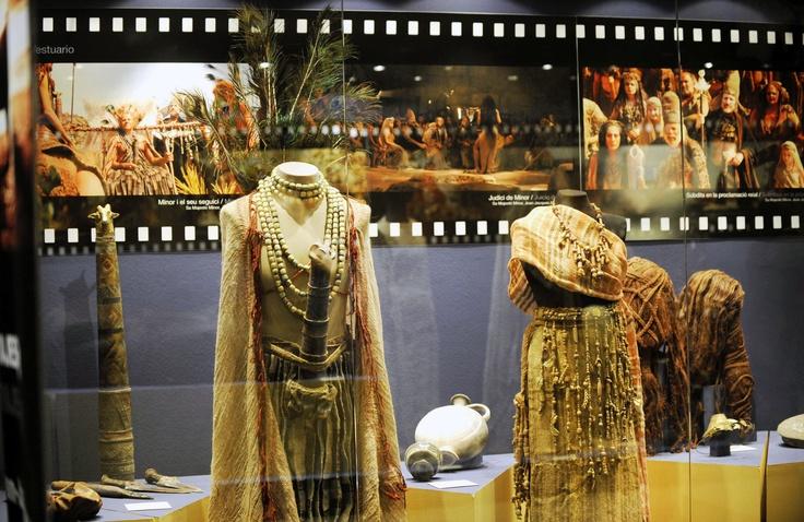 """Muestra """"Prehistoria y cine"""""""