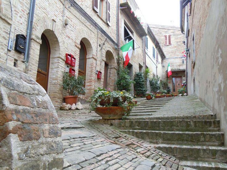Italy, Marche, Recanati