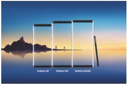 Get A Great Deal On The NEW Samsung Galaxy S8 or Samsung Galaxy Note 8 At Target  #AD #SamsungTargetTech http://www.dazzlingdailydeals.com/get-great-deals-samsung-galaxy-s8-samsung-galaxy-note-8-target-ad-samsungtargettech/