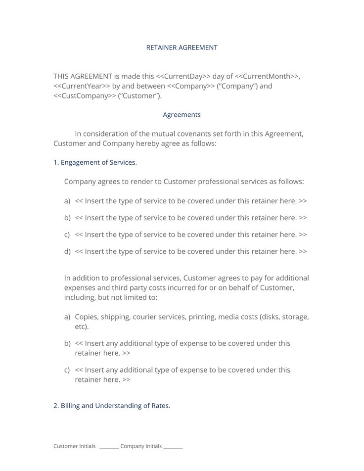 The 25+ best Retainer agreement ideas on Pinterest Private - license agreement template
