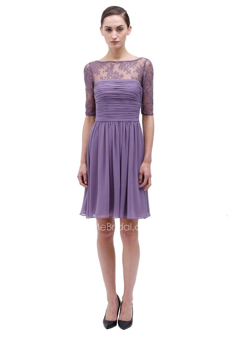 Mejores 11 imágenes de Bridesmaids Dresses purple en Pinterest ...
