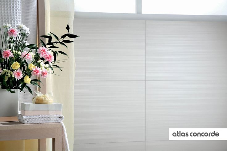#RADIANCE | #White | #AtlasConcorde | #Tiles | #Ceramic