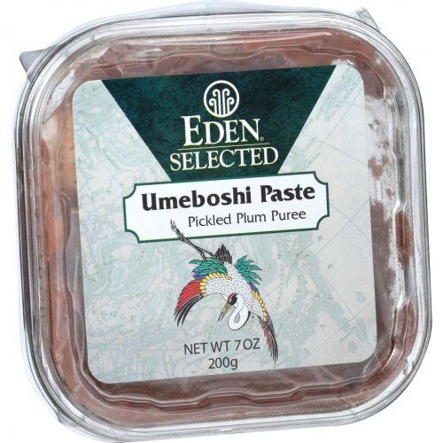 Eden Foods - 590802 - Umeboshi Paste - Pickled Plum Puree - 7.05 oz