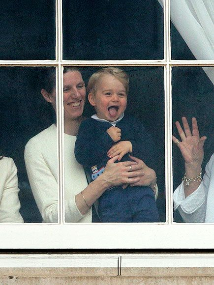 5 Reasons We're Obsessed with Prince George's Magical Nanny| The British Royals, The Royals, Kate Middleton, Prince George, Prince William, Princess Charlotte