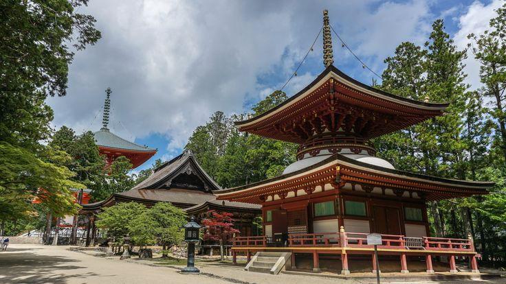 Temples Koyasan