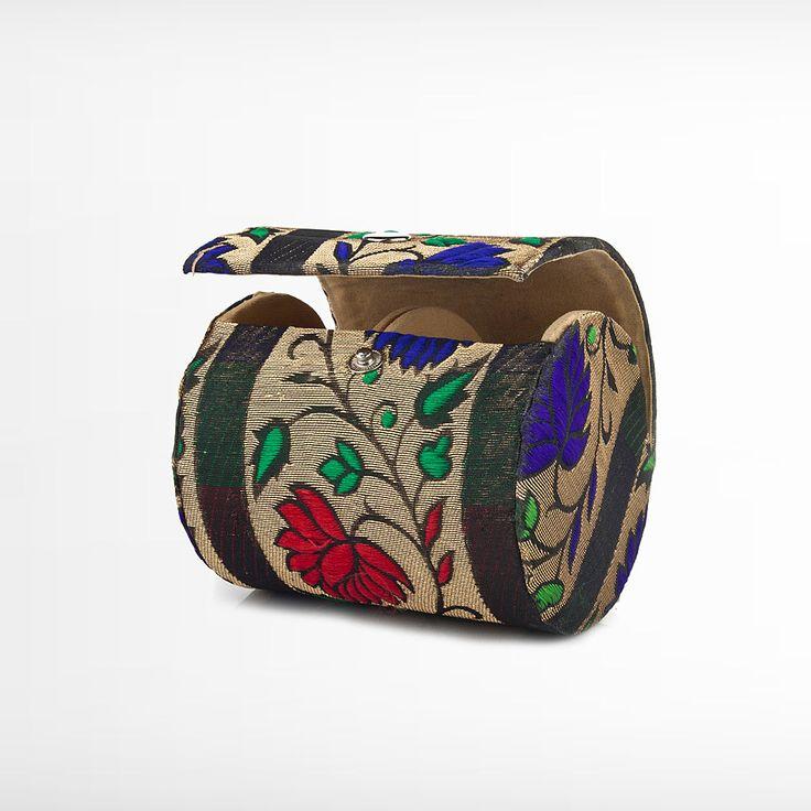 $2.45 ea MIN 50 - Compact Bangle box Return Gift for Wedding - Wedding Return gifts : Tambulya