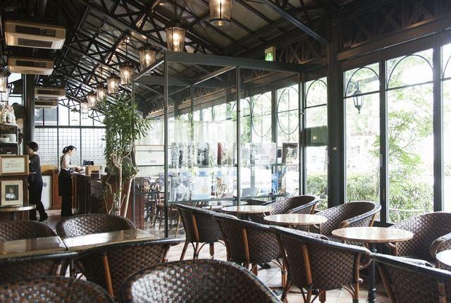 Cafe Michelangelo, Tokyo, Japan