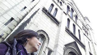 Canan Ekinci YILMAZ: Donmuş Zamanlar Şehri Paris