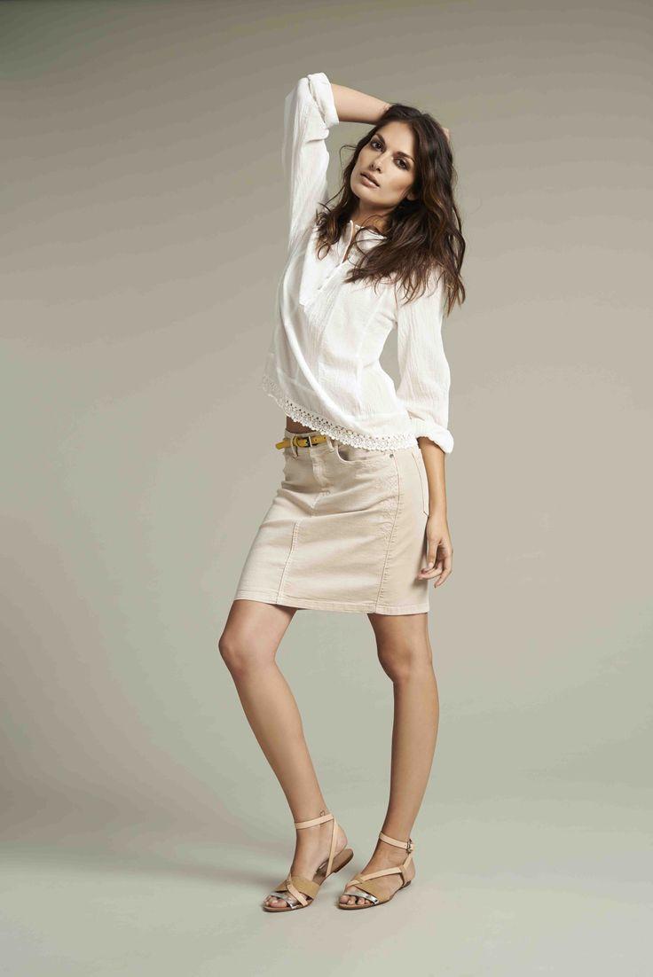 Soyaconcept - shirt - top - skirt