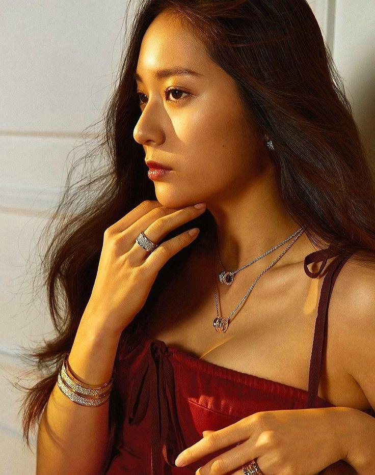 She's so beautiful ❤ Krystal Jung #krystal #jung #fx #kpop #sm #smentertainment