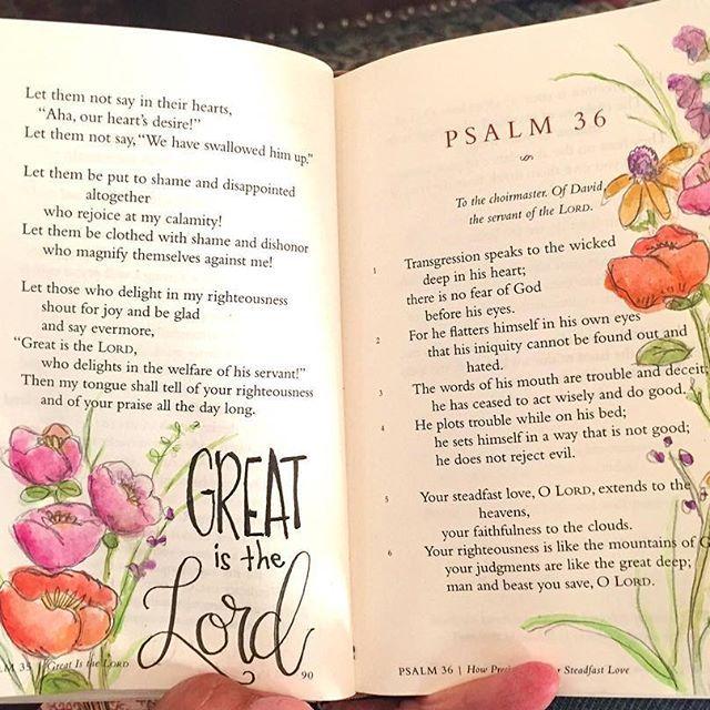 Psalm 35:27 / patjournals