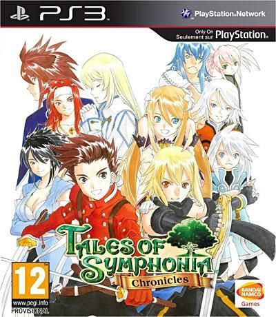 Image Tales of Symphonia Chronicles PlayStation 3 - 1