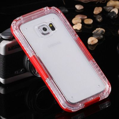 Waterproof Case For Samsung Galaxy S6, S6 Edge S7,S7 Edge S8 S8 Plus