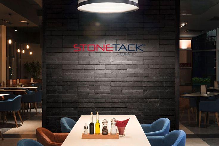 Post: Stonetack, el primer panel autoadhesivo de pizarra natural -- > autoadhesivo de pizarra natural, Cupa Stone, decoración de paredes interiores, decoración interiores, diy, revestimientos, stonetack