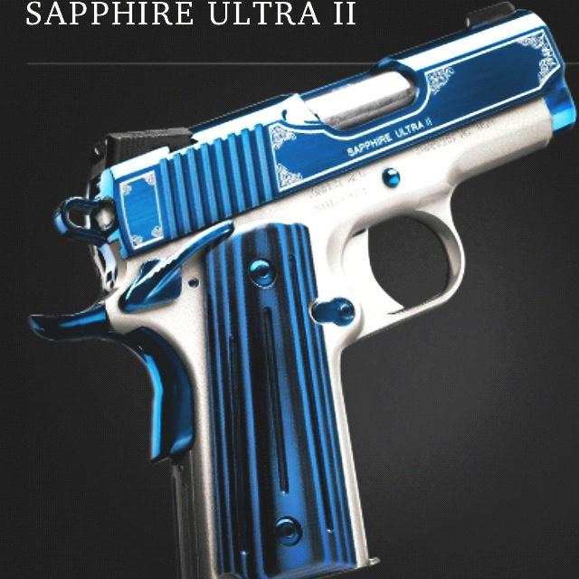 sapphire ultra ii kimber 9mm WANT!!