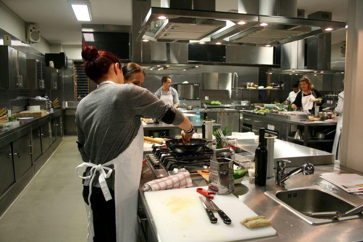 Meridian cooking class
