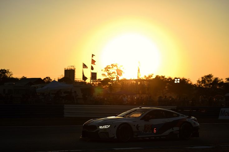 Maiden Podium for the BMW M8 GTE at Sebring