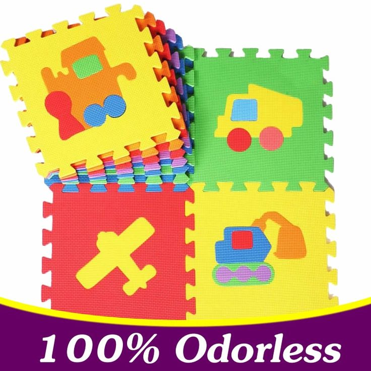 14.98$  Know more - 10PCS Cartoon Baby Floor Mat Foam Puzzle Mats EVA Floor Puzzle Mat Foam Baby Play Carpet Baby Crawling Mat 4 Style PX10   #magazineonline