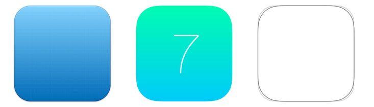iOS 7 App Icon Radius