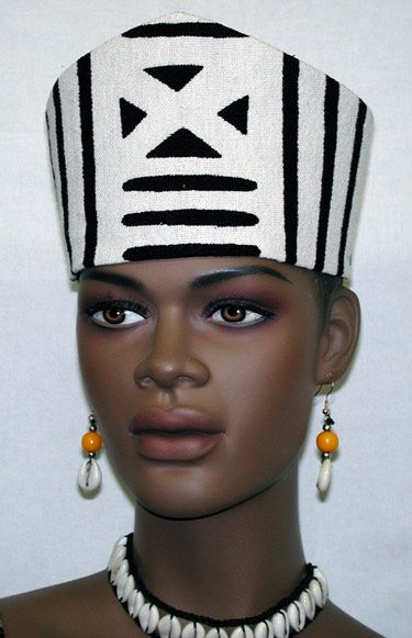 African Hats- Open Crown or Hats for Women