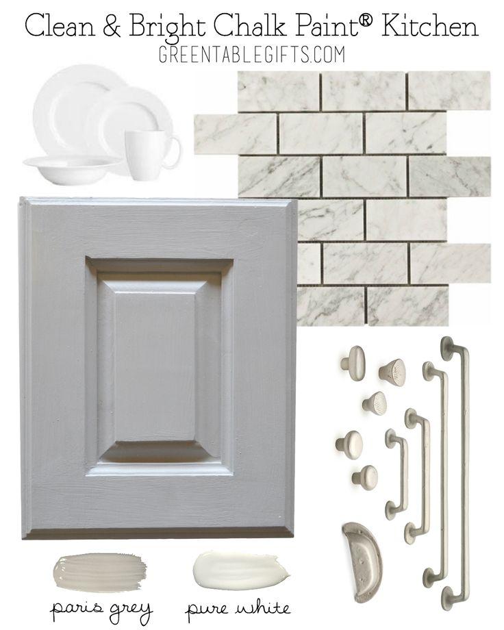 Chalk Paint Kitchen Cabinets Green: 17+ Ideas About Custom Kitchen Cabinets On Pinterest