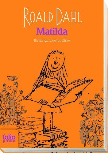Matilda, Roald Dahl.
