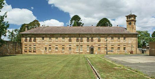 Parramatta asylum/hospital