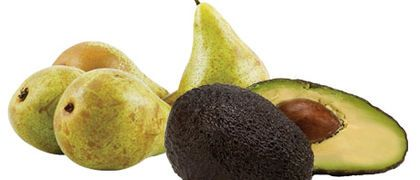 Pear & Avocado Fruity Mash