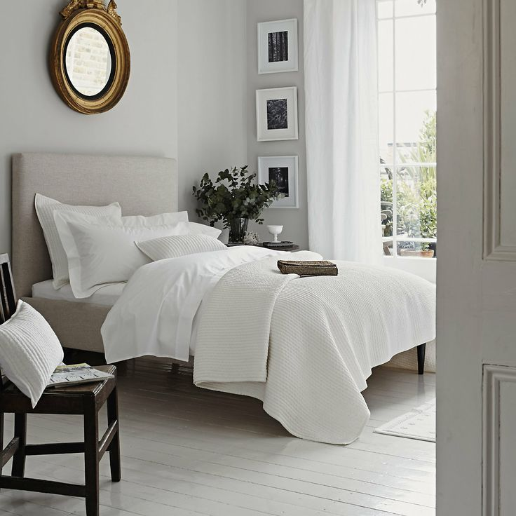 Dulwich Beds - Beds   The White Company   Spaces - Bedrooms ...