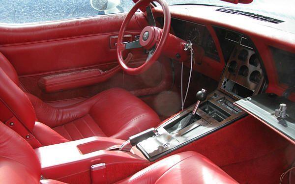 1980 Corvette Interior Corvette Corvette C3 Corvette Stingray