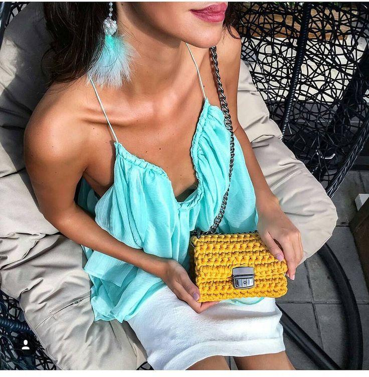 Boho Accessories   Bohemian Crossbody Bag   Yellow Lifestyle Crossbody Clutch Bag   Winter 2017 Top Fashion Handbags   Yellow Fasshion