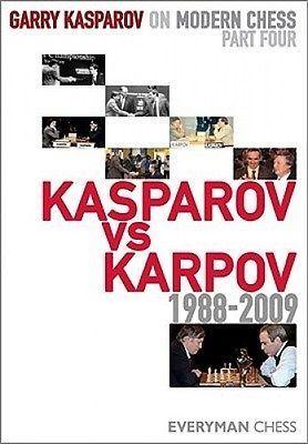 Garry kasparov on modern chess, part 4: kasparov v #karpov #1988-2009 #(garry kas,  View more on the LINK: http://www.zeppy.io/product/gb/2/162103570085/