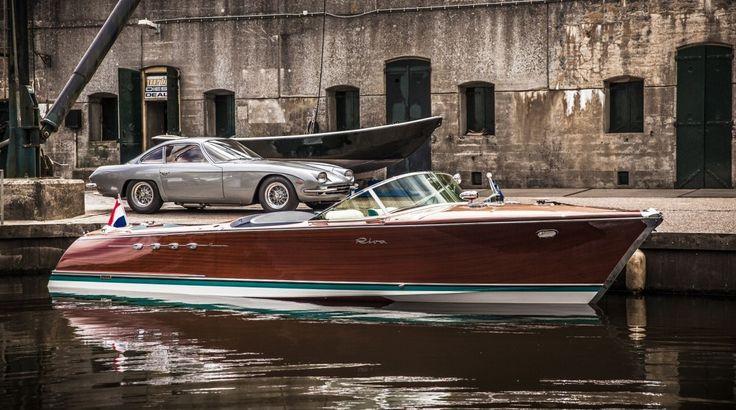 Italiaanse speedboten  - De 5 meest stijlvolle Italiaanse speedboten - Manify.nl