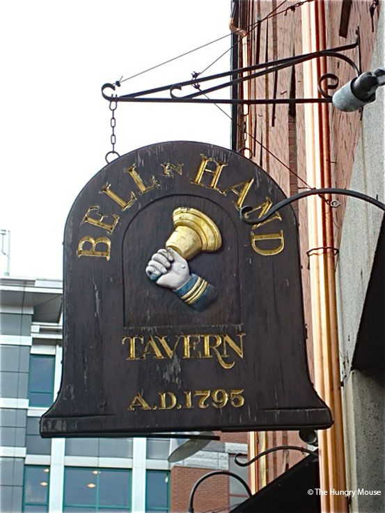 Places to visit in Boston - seriously BEST restaurant I've been to in Boston!