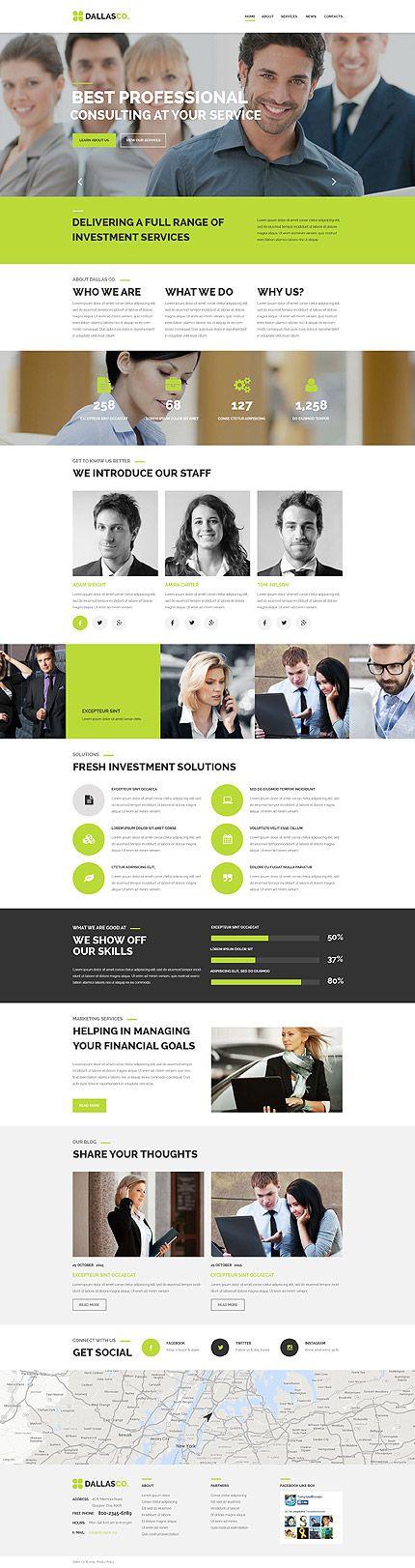 websites templates for sale