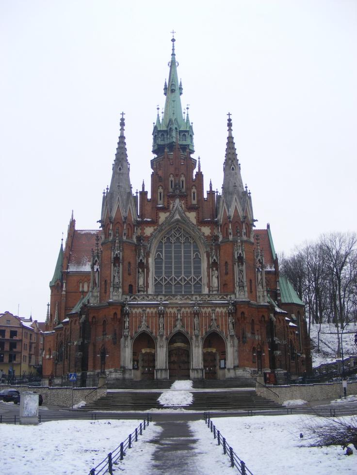 Church of St. Joseph (Kościół św. Józefa) in Kraków // 17.02.2013