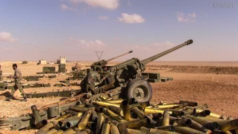Israel lại trút đòn hủy diệt pháo binh Syria Xem bài viết => Read post: https://vn.city/israel-lai-trut-don-huy-diet-phao-binh-syria.html #TintucVietNam - #VietNam - #VietNamNews - #TintứcViệtNam Quân đội Israel vừa tiếp tục thực hiện tấn công và phá hủy trận địa pháo binh Syria nhằm đáp trả vụ pháo kích trước đó của Damascus.  Tin tức Việt Nam, Thông tin tổng hợp về kinh tế, chính trị, xã hội