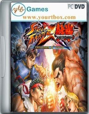 Street Fighter X Tekken Game - FREE DOWNLOAD - Free Full Version PC Games and Softwares