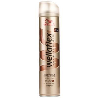 WELLAFLEX lak 250ml shine&hold