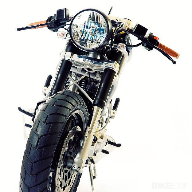 Ducati 750SS custom